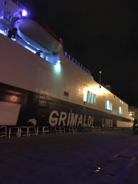 ferry to tunisia