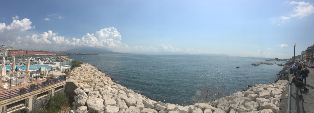 naples sea view