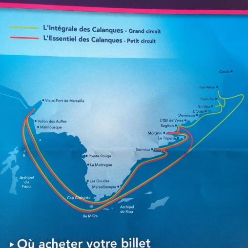 marseille boat tour 2